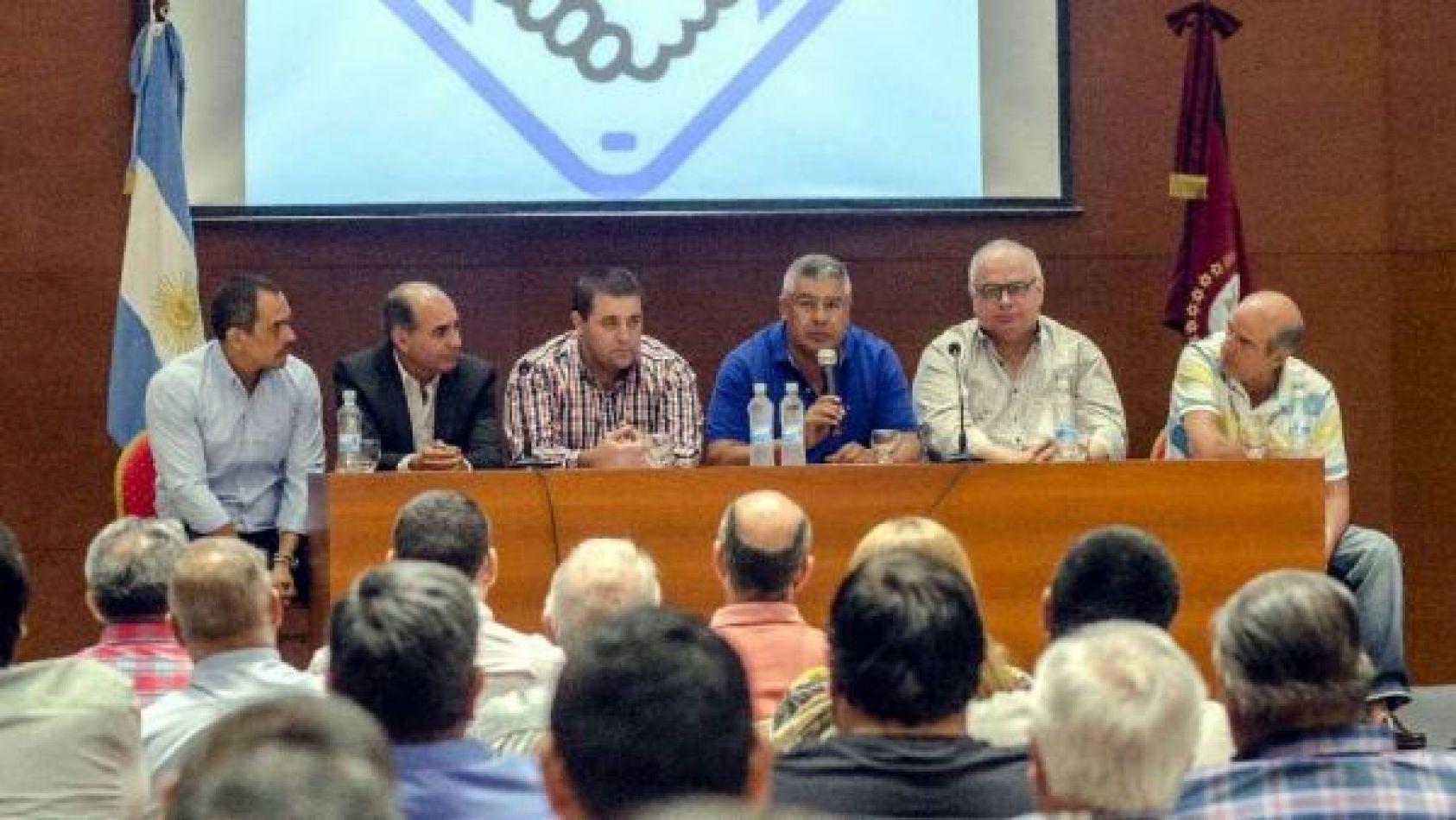 Salta será sede de reunión clave por la restauración de AFA
