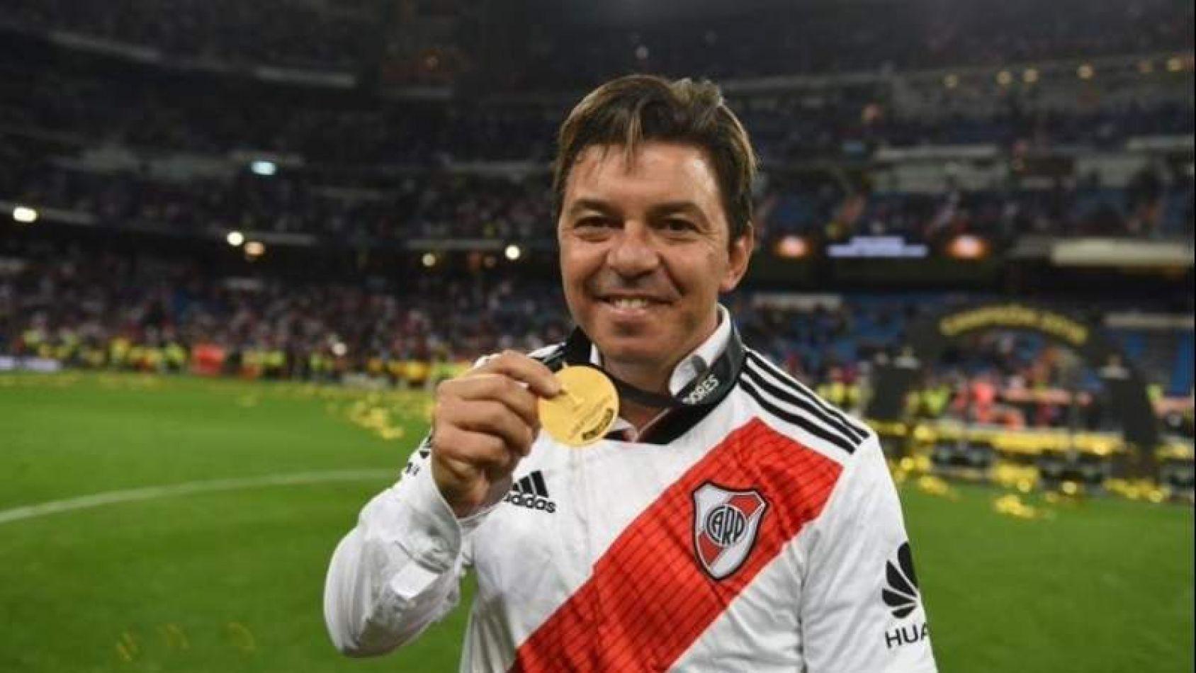 Gallardo se ubicó como tercero en el ranking Fifa