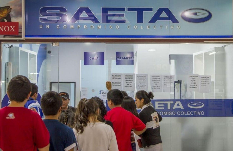 Saeta: Ahora se podrá tramitar el beneficio social en municipios