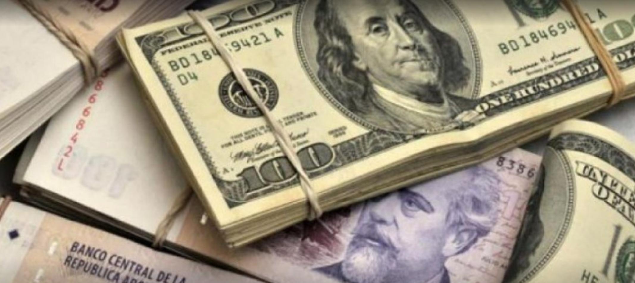 El precio del dólar explotó y superó otro récord: roza los $43