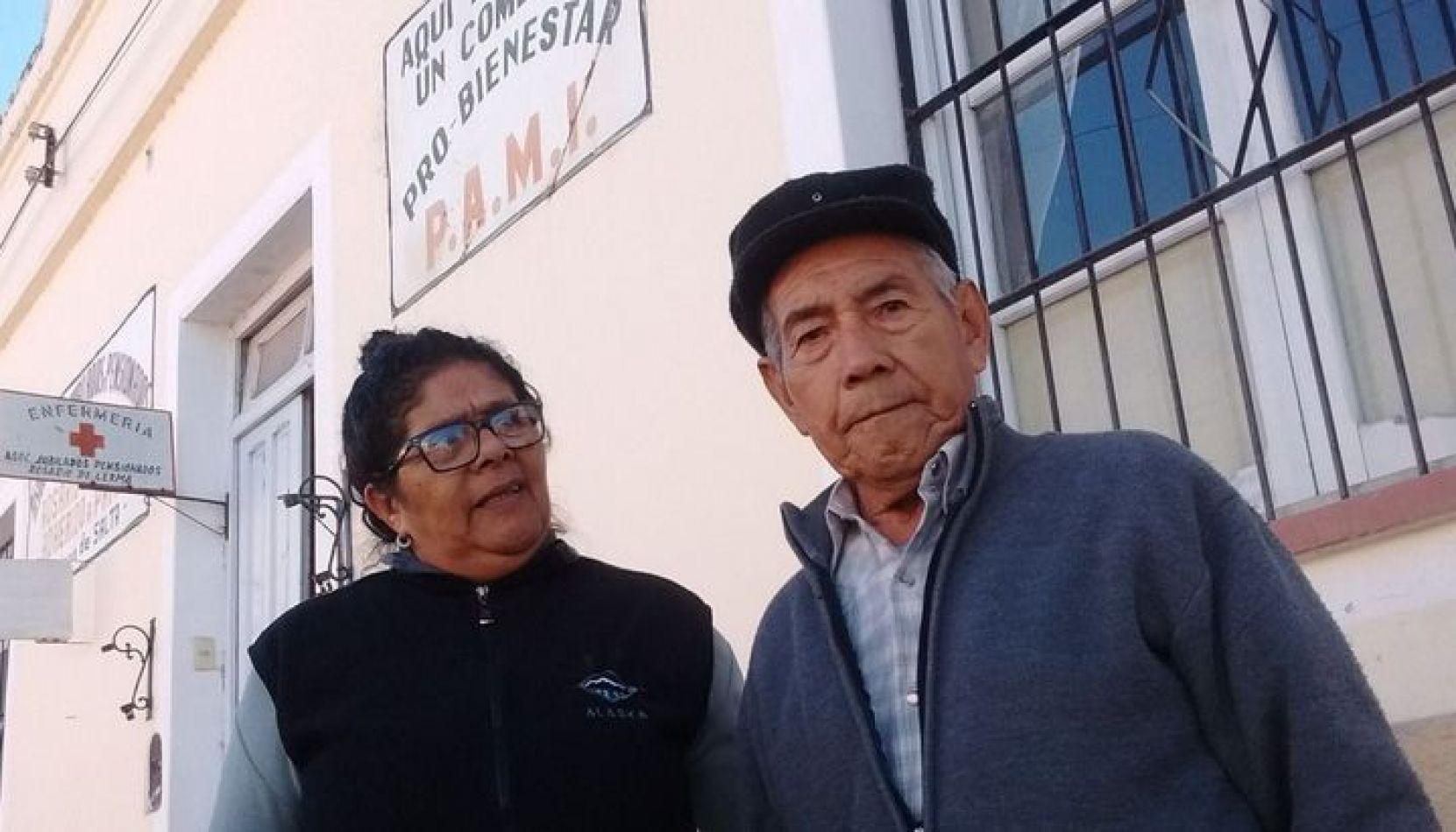 Podrían rematar la sede de la Asociación de Jubilados de Rosario de Lerma