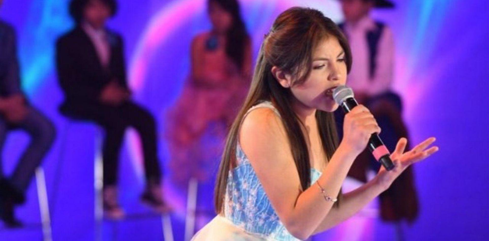 """Agustina Neri, la gran ganadora de """"Genios de la Argentina"""""""