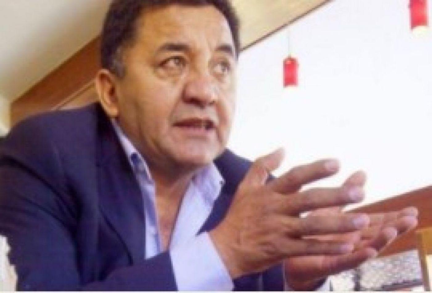 El senador Ramos trató de inepto e ineficaz al intendente de Rosario de Lerma