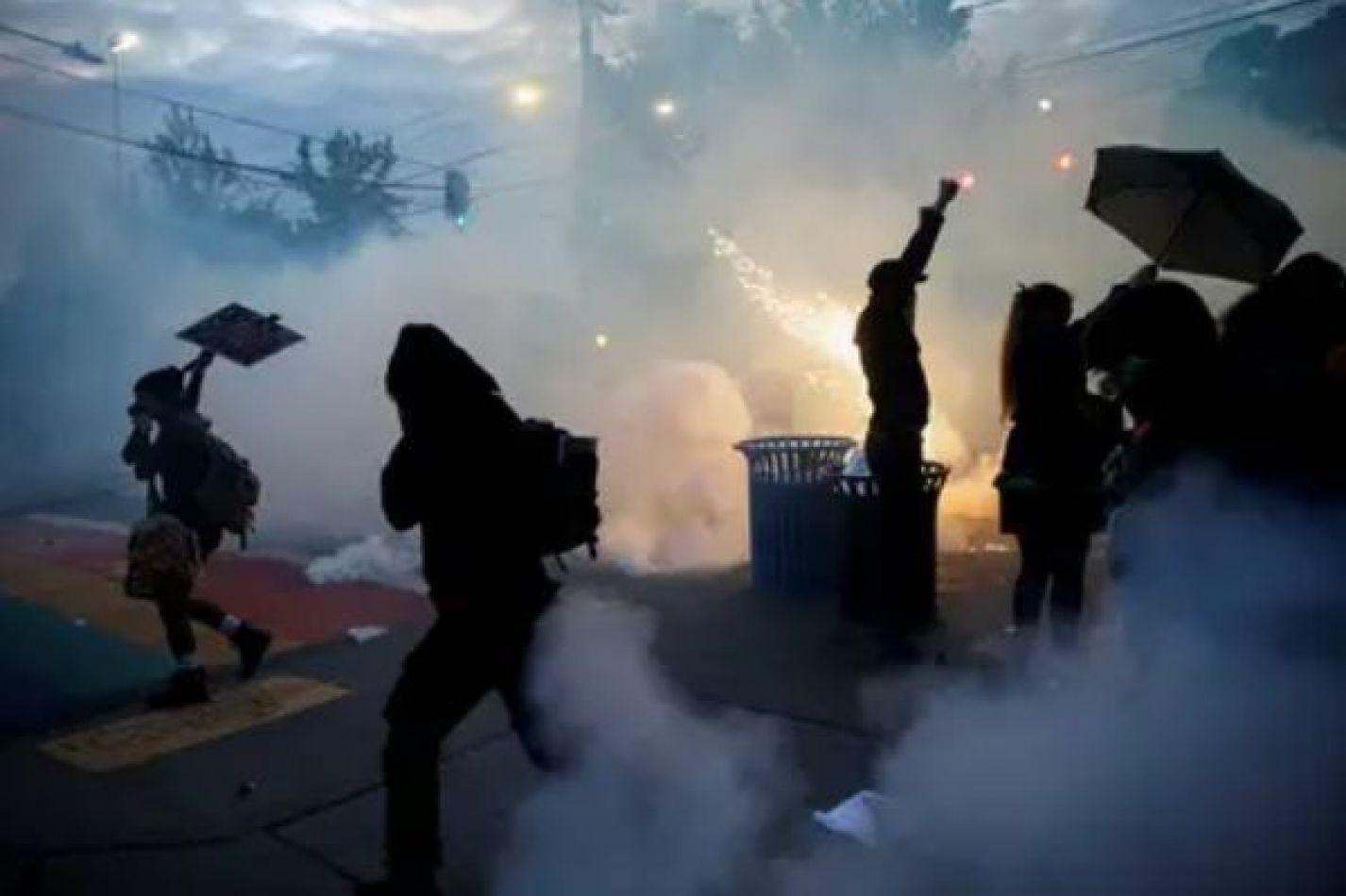 Disturbios durante la noche en varias ciudades de EEUU a una semana de la muerte de George Floyd