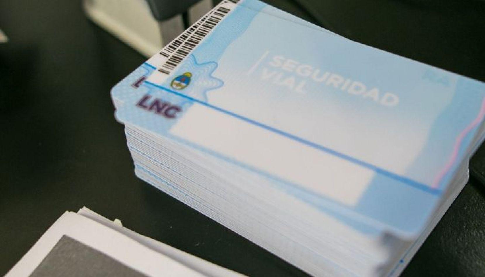 Una asociación ilícita entregaba carnet de conducir