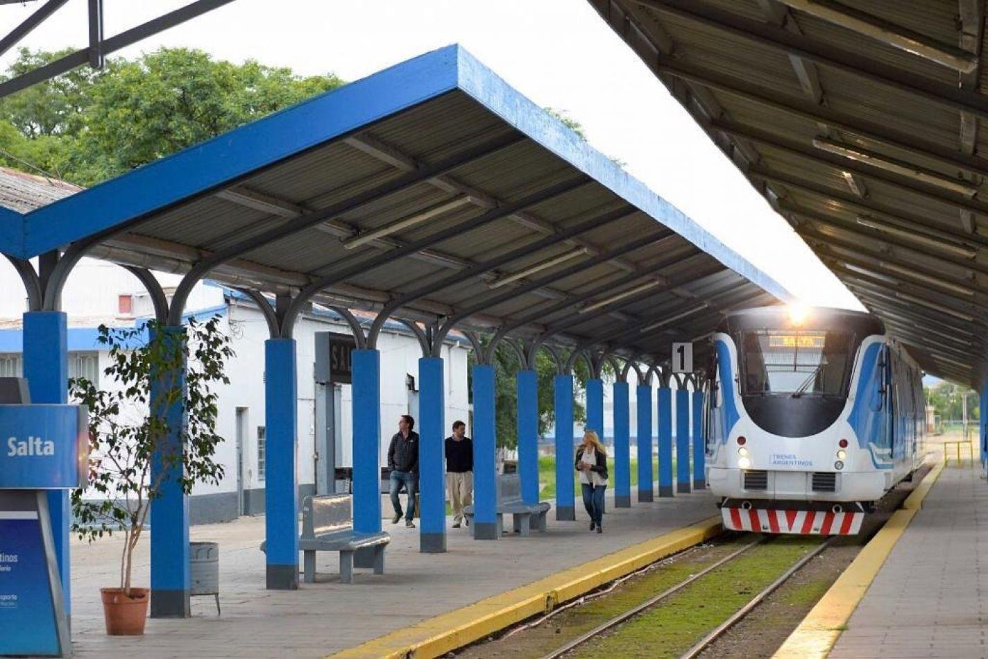 """Piden que vuelva a funcionar el tren entre Salta y Güemes: """"Hay que cuidar el bolsillo de las familias"""""""