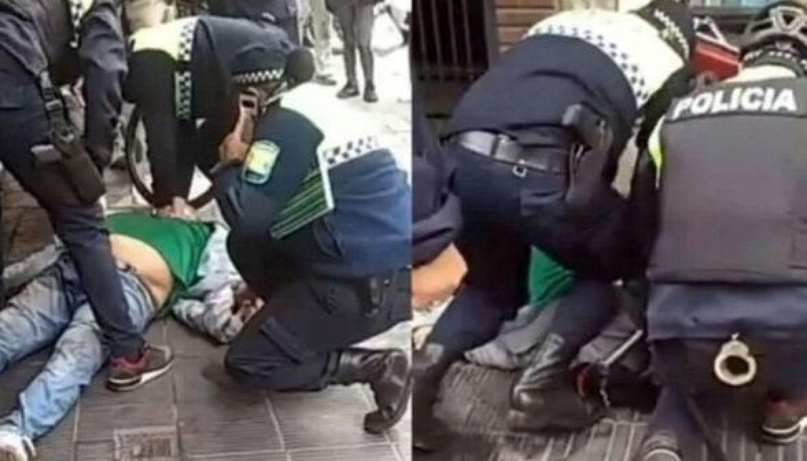 Habría sido asfixiado por la Policía tucumana: esperan un informe para definir la causa de la muerte de Nadal