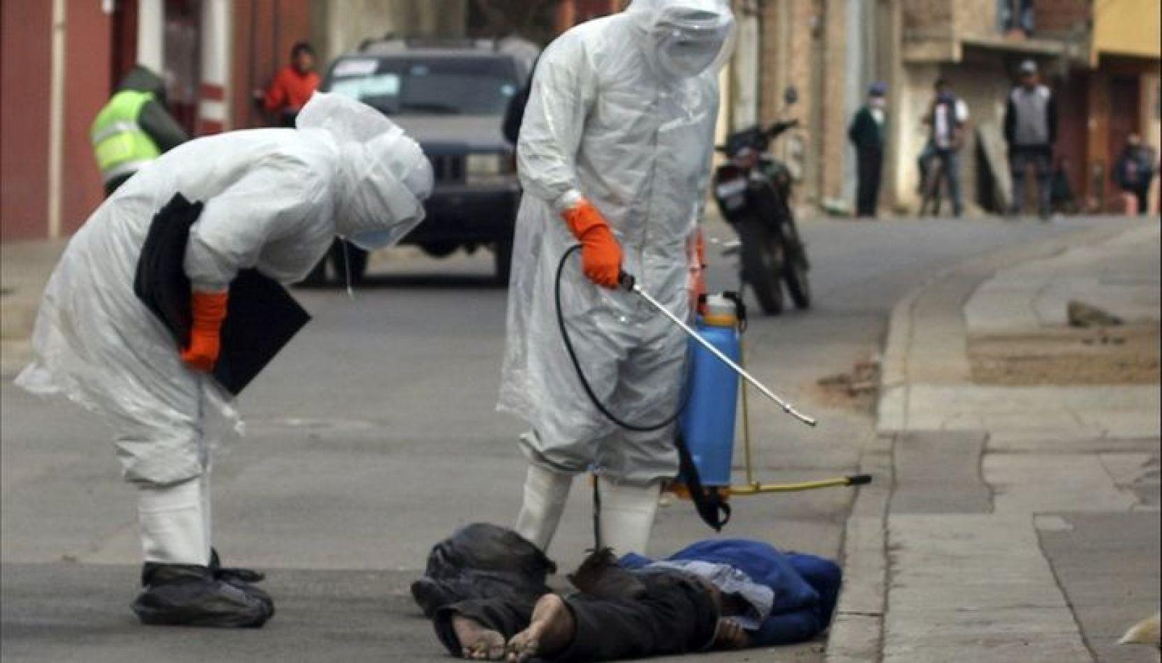 """Bolivia: proyectan una """"catástrofe"""" con el 85% de la población afectada por el coronavirus"""
