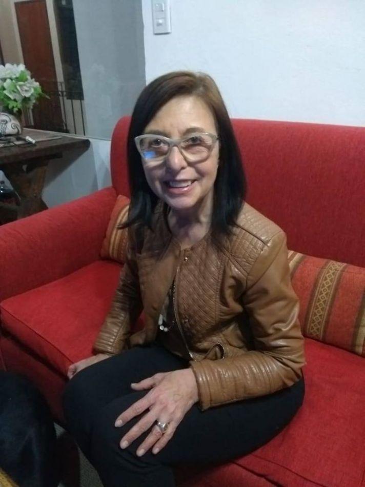 Senadora Nacional del Frente de Todos Nora Giménez